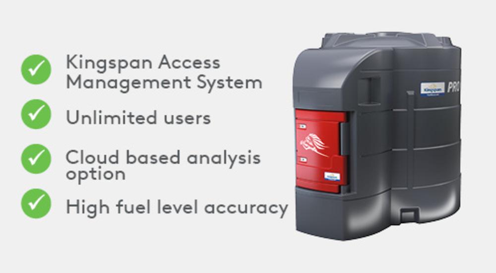 Kingspan FuelMaster PRO