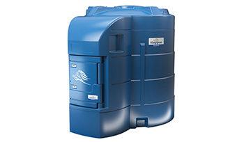 Behaelter für AdBlue Abgabe BlueMaster Tankanlage Kingspan