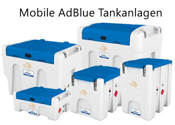 Betriebstankstelle AdBlue Mobil