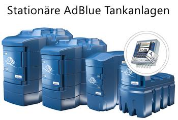 Betriebstankstelle AdBlue Stationär