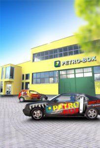 Container Tankstationen Tankanlagen Petro-Box