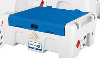 Hoftankstelle für AdBlue 200 Liter Flachbau