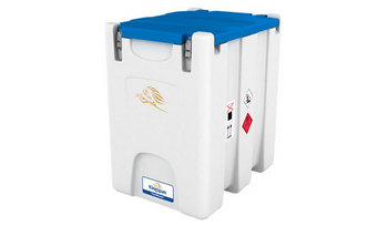 Hoftankstelle für AdBlue 300 Liter