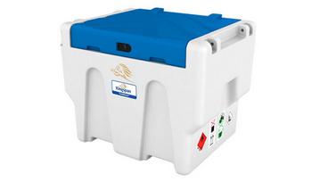Hoftankstelle für AdBlue 430 Liter