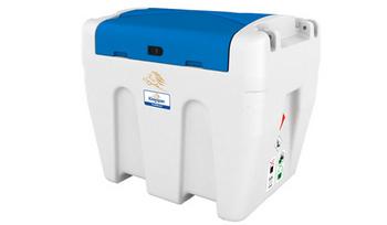 Hoftankstelle für AdBlue 900 Liter