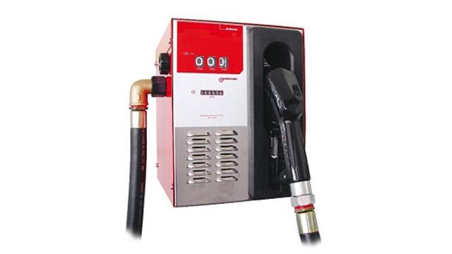 Zapfsäule Zapfanlage Diesel Benzin COMPACT 50M