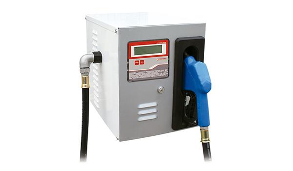 Zapfsäule_Zapfanlage_für AdBlue_COMPACT_BLUE_ELECTRONIC