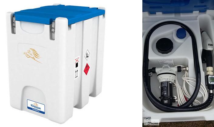 BlueTruckMaster 300 Liter zur mobilen AdBlue Lagerung