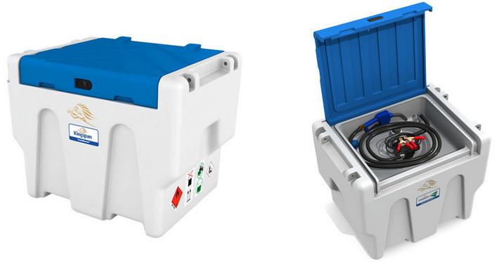 Mobile Tankanlagen für AdBlue 430 Liter