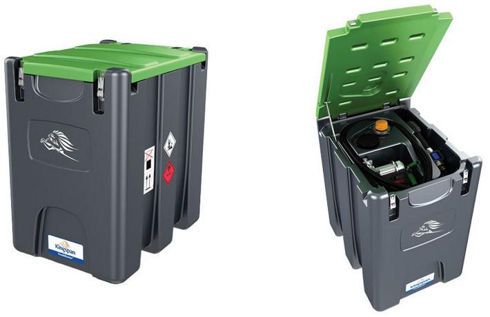 Mobile Tankanlagen für Diesel 300 Liter