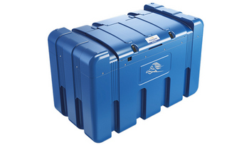 Stationäre Tankanlagen für AdBlue 2.300 Liter