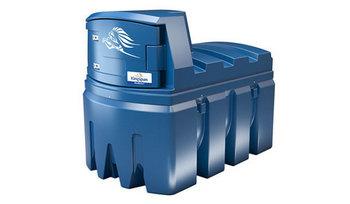 Stationäre Tankanlagen für AdBlue 2.500 Liter