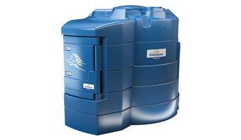 Stationäre Tankanlagen für AdBlue 5.000 Liter