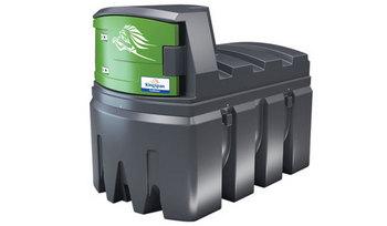 Hoftankstelle für Diesel 2.500 Liter