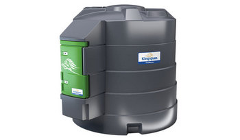 Hoftankstelle für Diesel 5.000 Liter