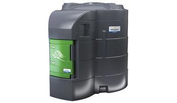 Hoftankstelle für Diesel 9.000 Liter